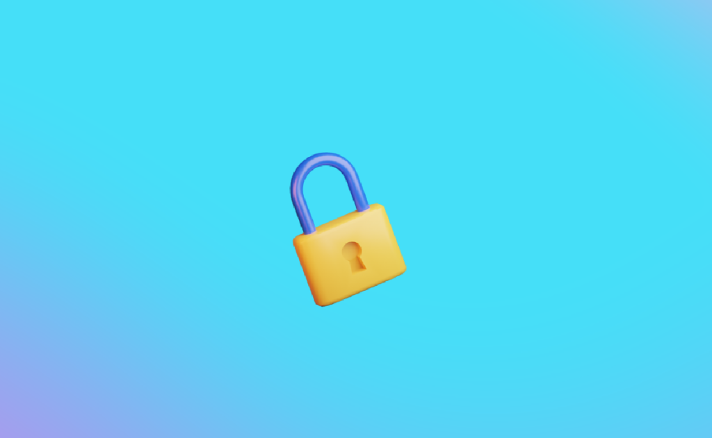 Place-holder Lock Image